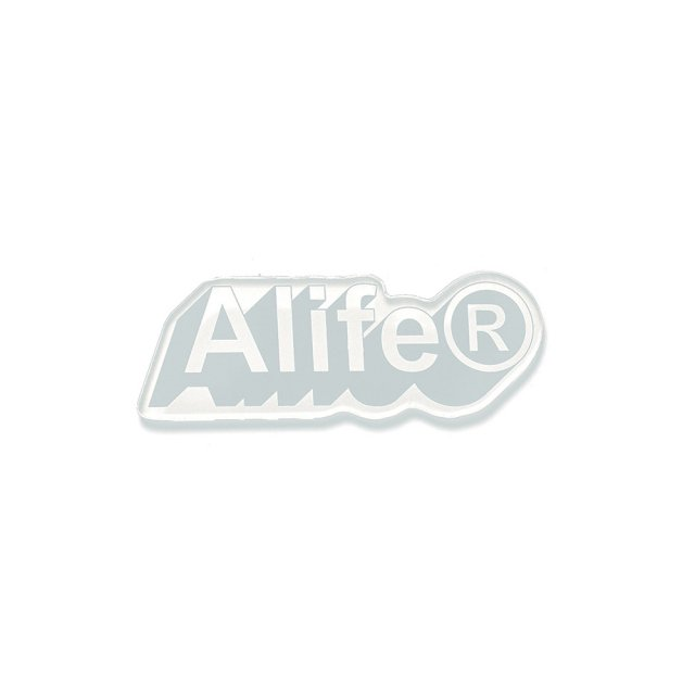<img class='new_mark_img1' src='https://img.shop-pro.jp/img/new/icons16.gif' style='border:none;display:inline;margin:0px;padding:0px;width:auto;' />【40%OFF】<br>ALIFE ACRYLIC LOGO MAGNET