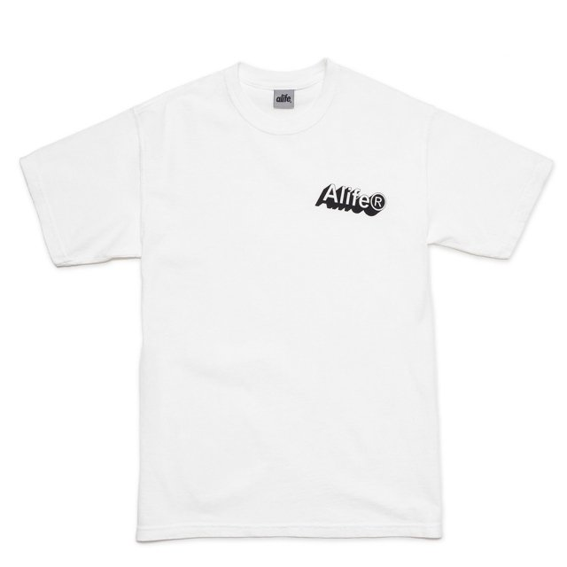 <img class='new_mark_img1' src='https://img.shop-pro.jp/img/new/icons16.gif' style='border:none;display:inline;margin:0px;padding:0px;width:auto;' />【40%OFF】<br>ALIFE REGISTERED 3D TEE