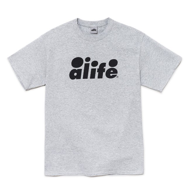 <img class='new_mark_img1' src='https://img.shop-pro.jp/img/new/icons16.gif' style='border:none;display:inline;margin:0px;padding:0px;width:auto;' />【40%OFF】<br>ALIFE BUBBLE LOGO TEE