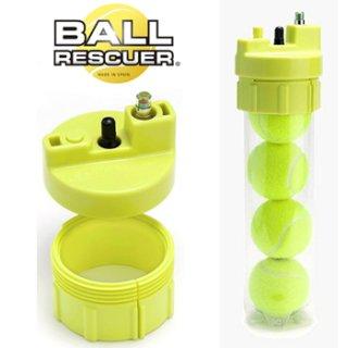 【テニスボール空気圧維持・回復装置】ボールレスキュー(Ball Rescuer)単体(空気入れ付属無)