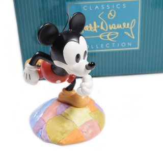【WDCC】 Mickey Mouse Millennium MICKEY Mouse On Top of the World