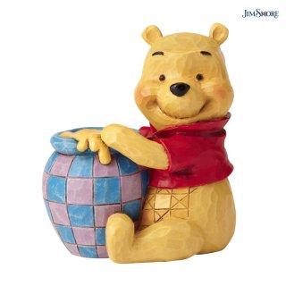 【JIM SHORE】ディズニートラディション:クマのプーさん