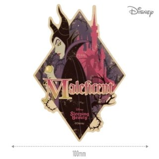【Disney】ディズニートラベルステッカー:眠れる森の美女 マレフィセント
