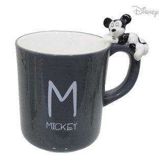 【マグカップ】:ミッキーマウス おやすみマグカップ 260ml