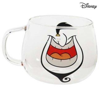 三郷陶器 ディズニー 耐熱ガラスマウスマグ:ジーニー