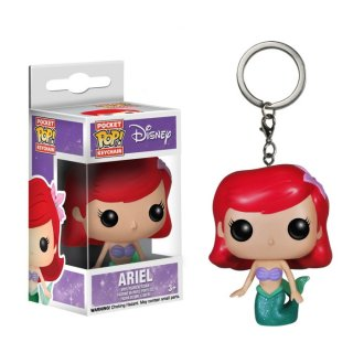 <img class='new_mark_img1' src='https://img.shop-pro.jp/img/new/icons61.gif' style='border:none;display:inline;margin:0px;padding:0px;width:auto;' /> Funko POP! Keychain: Disney - Ariel /アリエル
