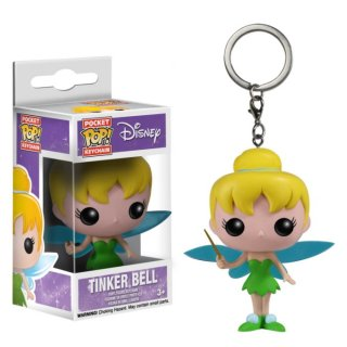 Funko POP! Keychain: Disney - ティンカーベル