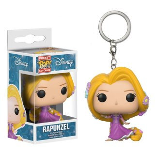 Funko POP! Keychain: Disney - Rapunzel /ラプンツェル