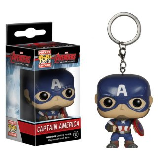<img class='new_mark_img1' src='https://img.shop-pro.jp/img/new/icons61.gif' style='border:none;display:inline;margin:0px;padding:0px;width:auto;' />【Funko】ファンコキーチェーン:アベンジャーズ・キャプテンアメリカ