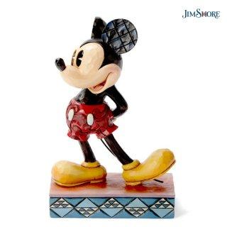 【JIM SHORE】ディズニートラディション:ミッキー オリジナル