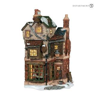 【Department 56】ライトハウス -Cratchit's Corner-