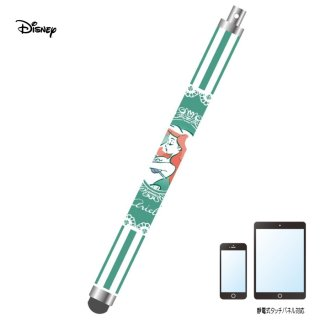 <img class='new_mark_img1' src='https://img.shop-pro.jp/img/new/icons61.gif' style='border:none;display:inline;margin:0px;padding:0px;width:auto;' />【Disney】グルマンディーズ:プリンセス/タッチペン(静電式タッチパネル専用)  アリエル dn-540a