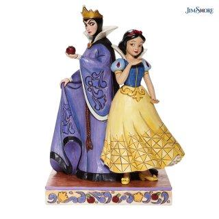 【JIM SHORE】ディズニートラディション:白雪姫と邪悪な女王