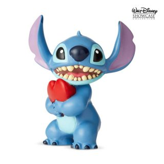 【Disney Showcase】スティッチ ミニ ウィズ ハート