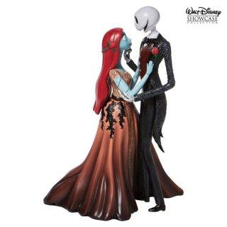 予約商品【Disney Showcase】クチュールデフォース:ジャック&サリー