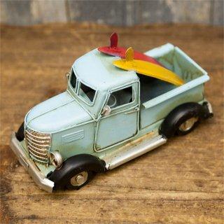 【Vintage Goods】ミニ ビンテージカー:サーフトラック