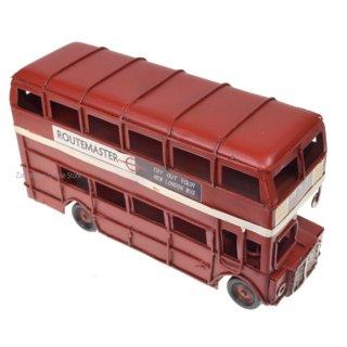 【Vintage Goods】ミニ ビンテージカー:ロンドンバス