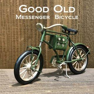 ビンテージカーシリーズ:ビンテージ カー Messenger Bicycle GR