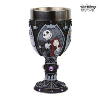 【Disney Showcase】ディズニーゴブレット ナイトメアービフォアクリスマス