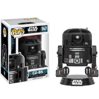 FUNKO POP Star Wars: Rogue One - C2-B5