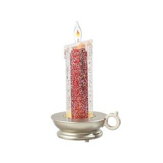 【予約商品】 クリスマス商品:LEDキャンドルスタンド