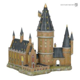 取り寄せ商品【Department 56】ハリーポッター:ホグワーツ魔法魔術学校 大広間&天文台