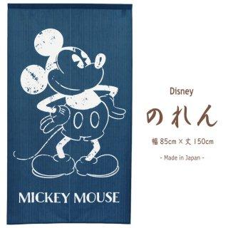 【のれん】ディズニーキャラクター:ミッキーマウス