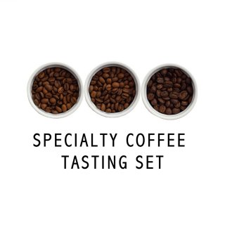 TASTING COFFEE SET(シングルオリジンお試し飲み比べSET)