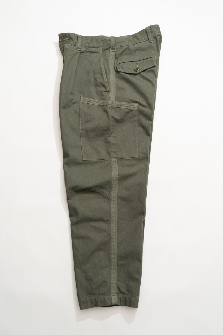 DAN / Transport Trousers - 運パン<img class='new_mark_img2' src='https://img.shop-pro.jp/img/new/icons58.gif' style='border:none;display:inline;margin:0px;padding:0px;width:auto;' />