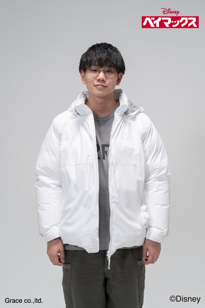 DAN / 【Disney ベイマックス】 Level7 Down Jacket