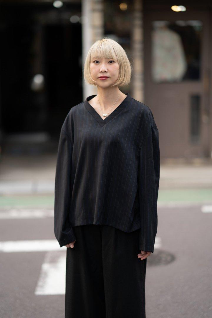 SOUMO / ATELIER JACKET -BLACK-