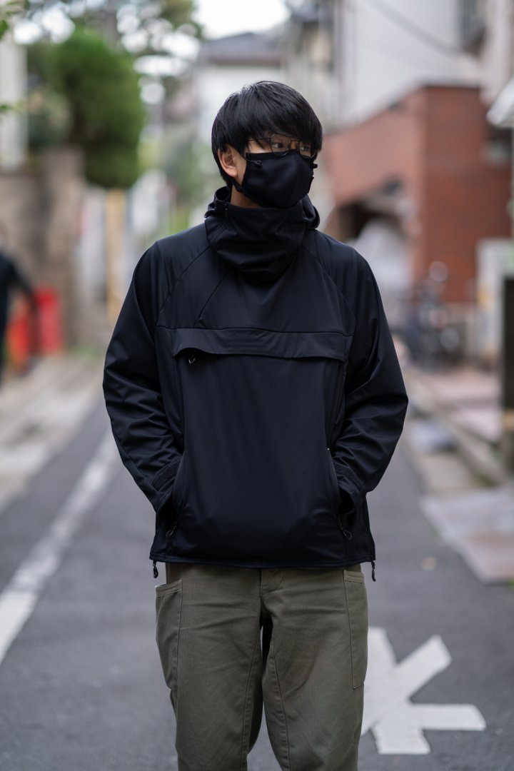 MOUT RECON TAILOR / Sun And Sand Protection Balaclava Hoody