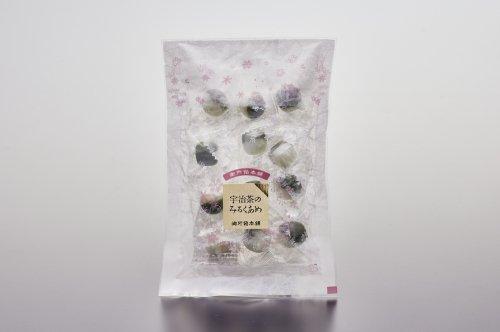 京のおあめさん 宇治茶みるく 個包装8粒入