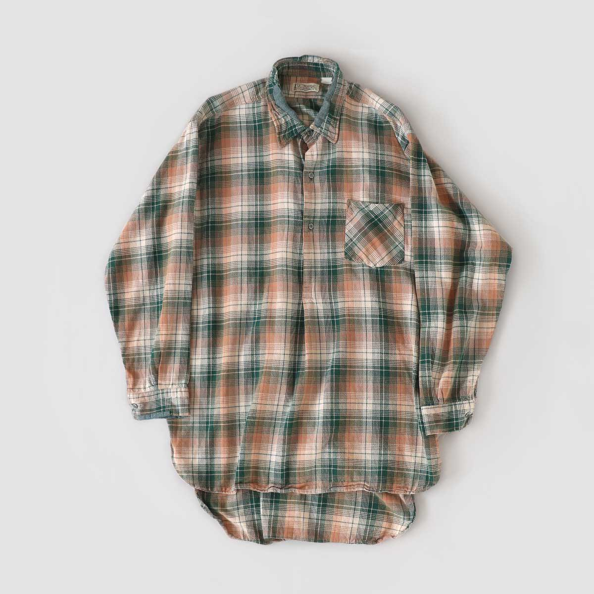PULL OVER SHIRTS 詳細画像1
