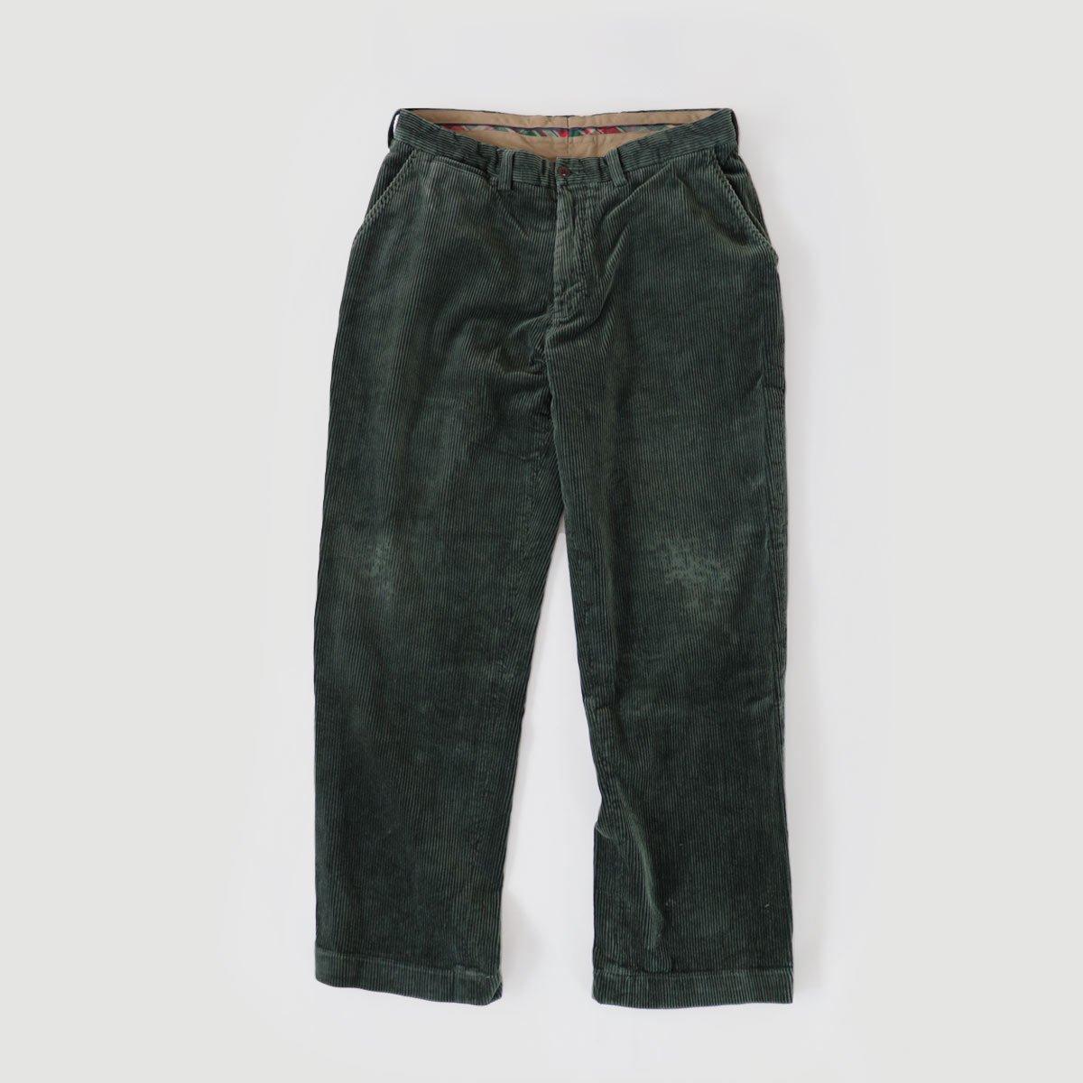 POLO RALPH LAUREN CORDUROY PANTS 詳細画像1