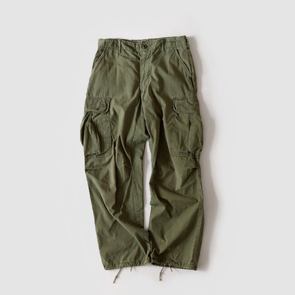 ironari(イロナリ) JANGLE FATIGUE PANTS