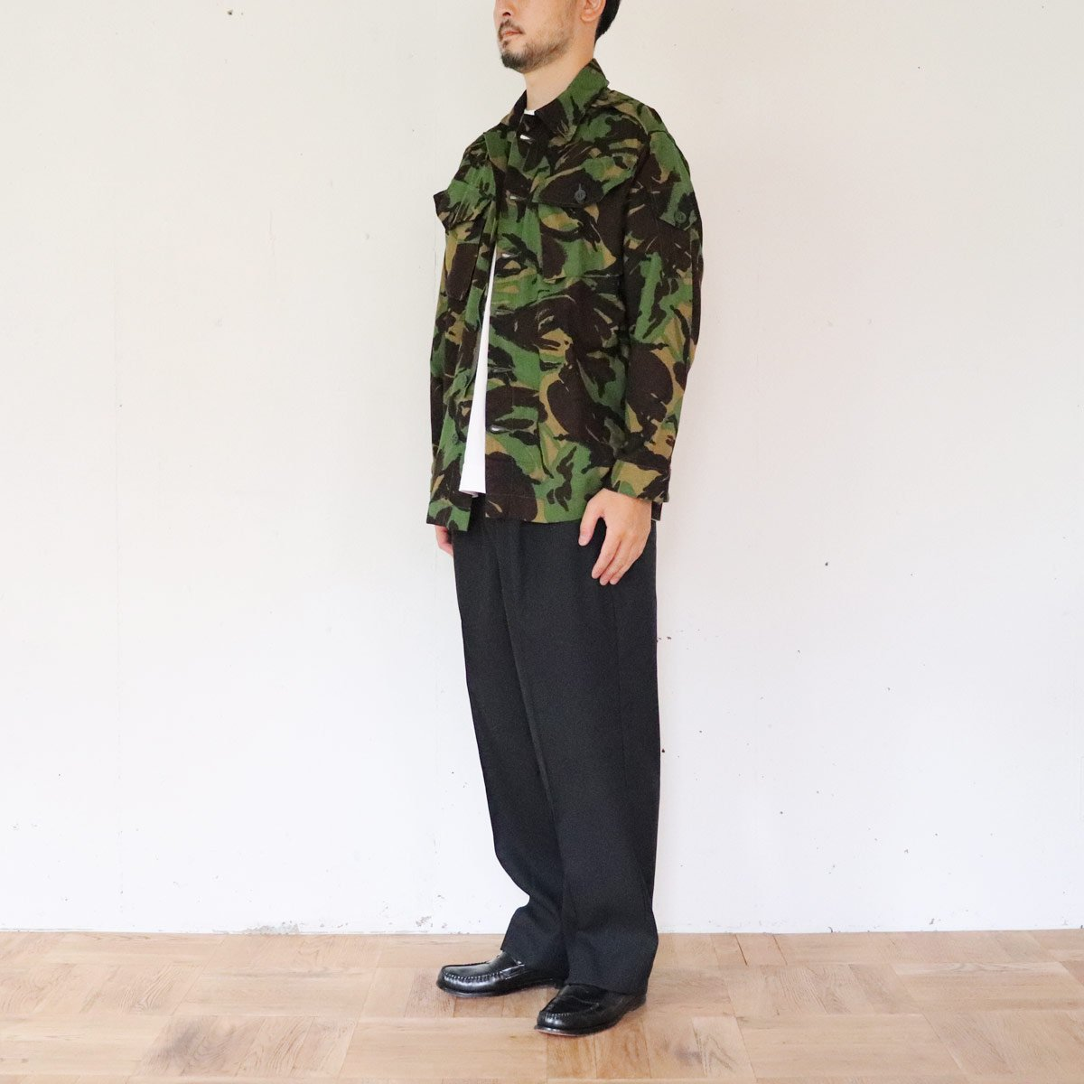 BRITISH ARMY COMBAT SHIRTS  詳細画像8