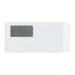 長3窓付封筒印刷(用紙:竹ホワイト80g)