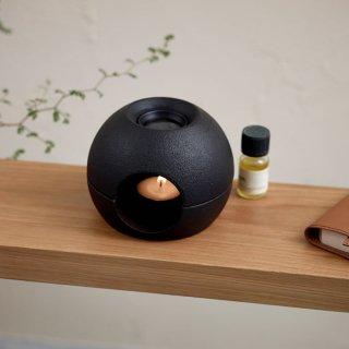 サエン アロマキャンドル・キャンドルライトに使える茶香炉
