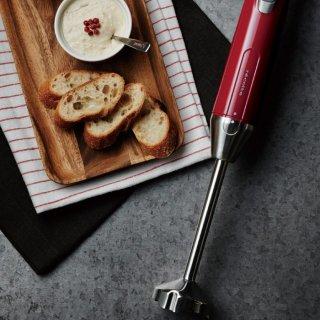recolte|レコルト 潰す混ぜるが1台でできるレコルト初のハンディブレンダー スリム レシピ付