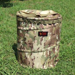 ポップアップ トラッシュボックス R2 折りたたみ ゴミ箱 キャンプ用品 収納 大容量 コンパクト オレゴニアンキャンパー Oregonian Camper