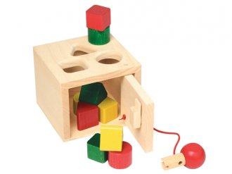キーボックス ニック/nic社 の型はめパズル