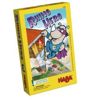 キャプテン・リノ / Rhino Hero HABA/ハバ社