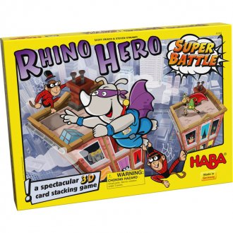 キャプテン・リノ スーパーバトル / Rhino Hero Super Battle