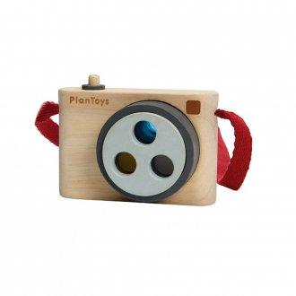 スナップカメラ PLAN TOYS/プラントイ社
