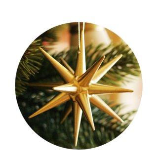 金の星 立体(小) AlbinPreissler(ドイツ)