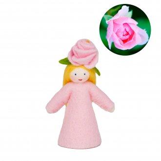 ばら ホワイト Ambrosius Dolls/アンブロシウス ドール 春の妖精