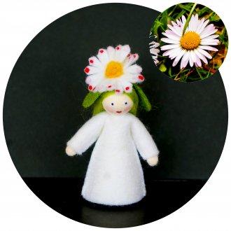 デイジー ホワイト Ambrosius Dolls/アンブロシウス ドール 春の妖精