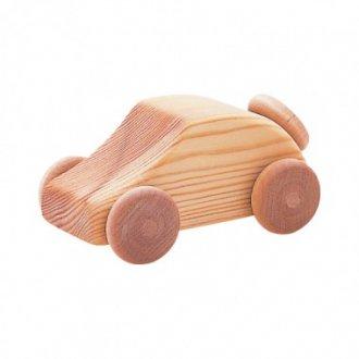 北欧のクーペ DEBRESKA/デブレスカ社の木の車