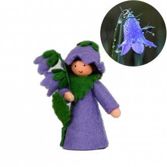 ベルフラワーBOY ベージュ 手に花 Ambrosius fairy/アンブロシウス フェアリー 夏の妖精